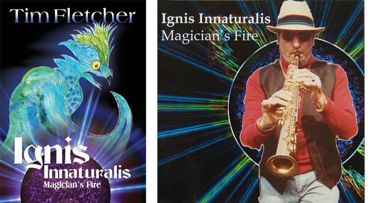 Ignis Innaturalis The Book and CD